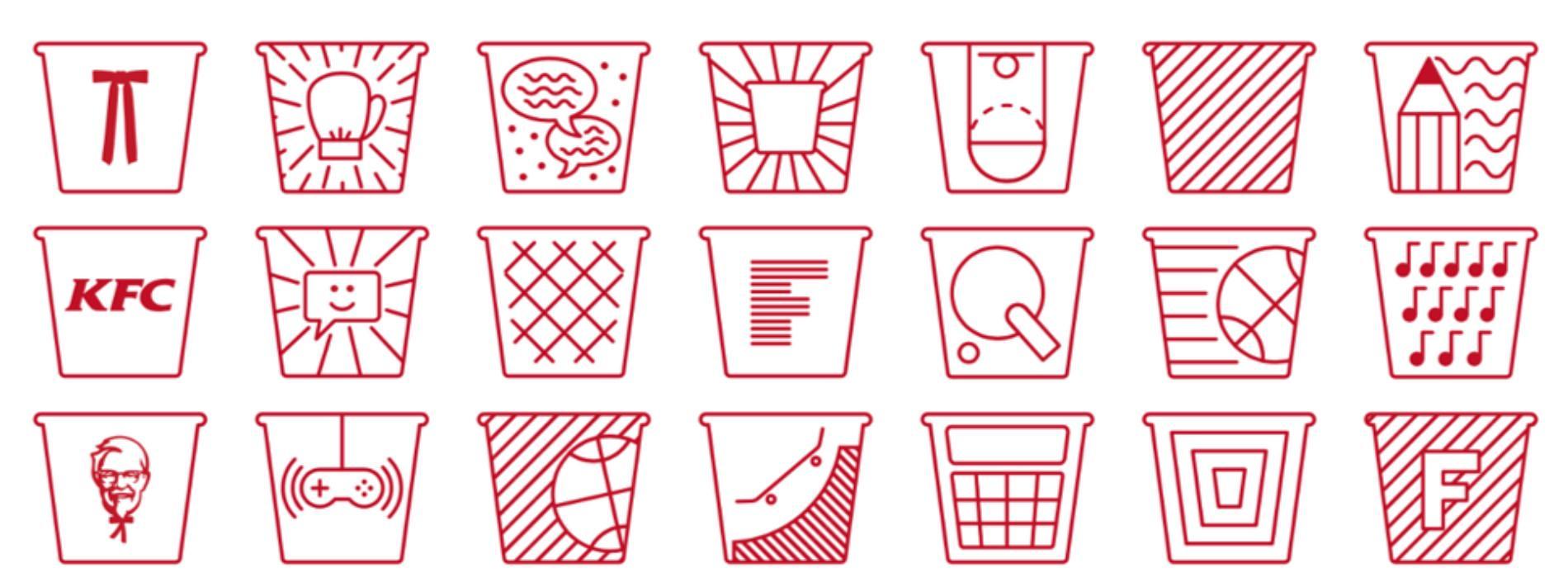 KFC Foundation Buckets