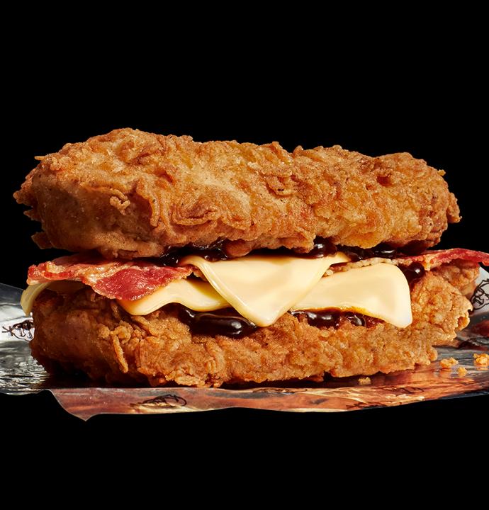burger DD 2x
