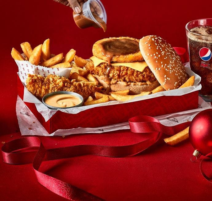KFC Let the Gravy Flow