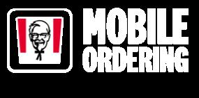 KFC Mobile ordering