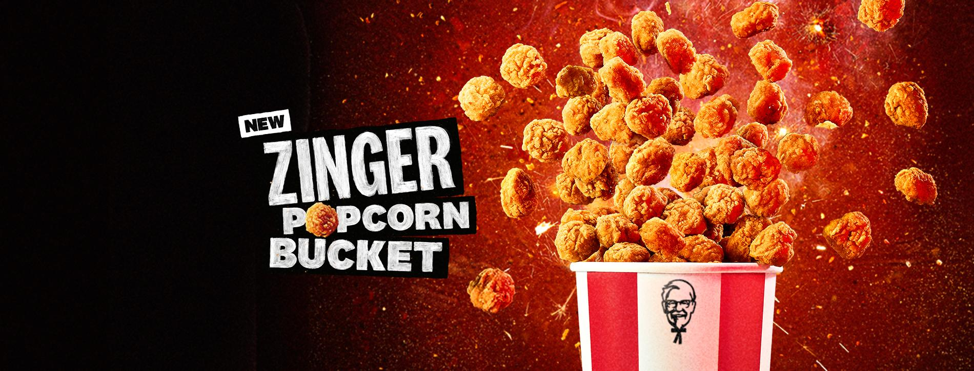 Zinger Popcorn